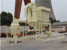 HGM  Micro-powder Grinding Mill